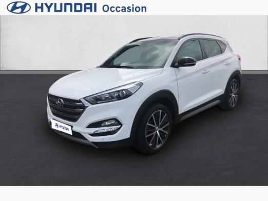 achat Hyundai Tucson occasion à Albi