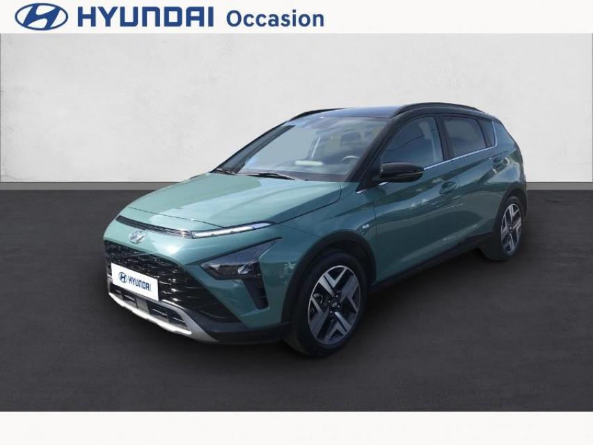 Photo voiture HYUNDAI Bayon 1.0 T-Gdi 100ch Executive Hybrid 48V DCT-7     neuve en vente à Albi à 23890 euros