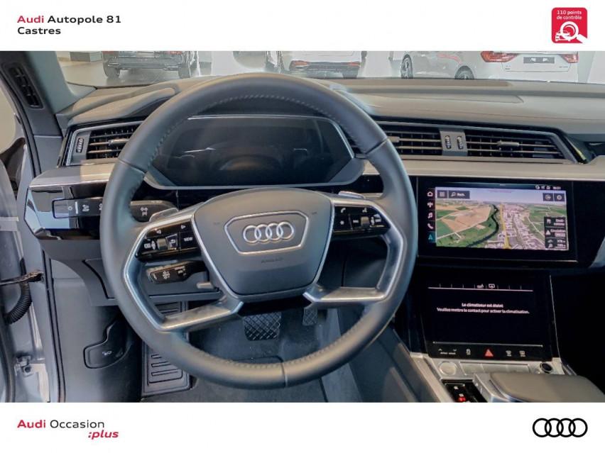 Photo voiture AUDI e-tron e-tron 50 quattro 313 ch Avus 5p     neuve en vente à Castres à 67900 euros