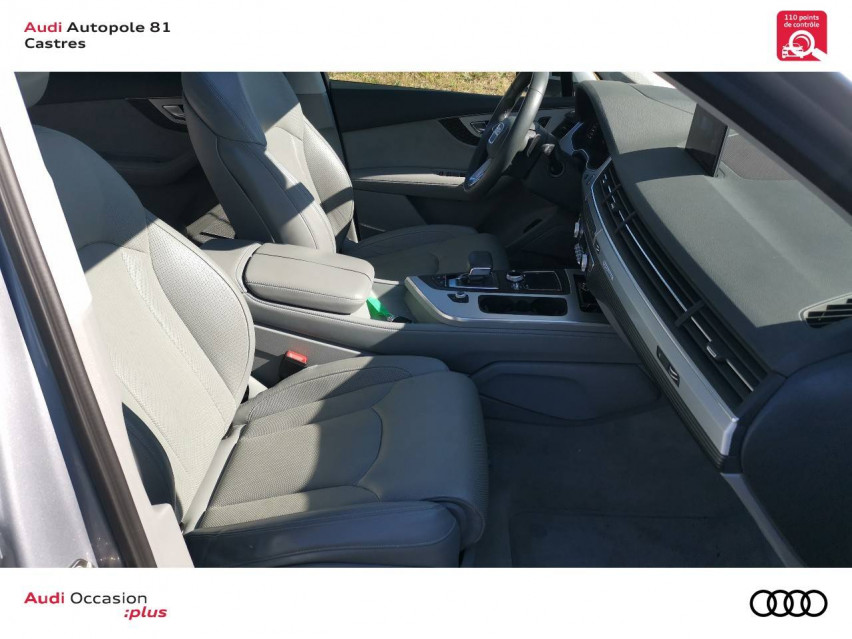 Photo voiture AUDI Q7 Q7 3.0 V6 TDI Clean Diesel 272 Tiptronic 8 Quattro 5pl Avus Extended 5p     occasion en vente à Castres à 55900 euros