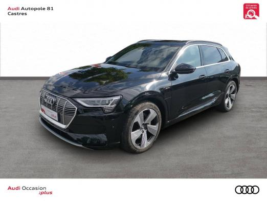 Photo de l'offre AUDI e-tron e-tron 55 quattro 408 ch Avus Extended 5p à 69990 € chez Autopôle 81