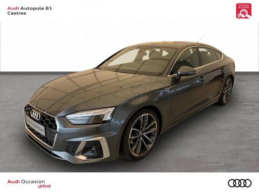 Photo de l'offre AUDI A5 A5 Sportback 40 TDI 190 S tronic 7 S Line 5p à 56790 € chez Autopôle 81