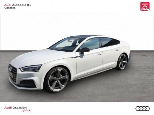 Photo de l'offre AUDI A5 A5 Sportback 2.0 TDI 190 S tronic 7 S Line 5p à 51698 € chez Autopôle 81