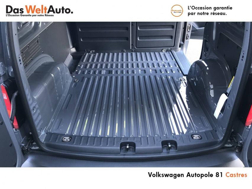 Photo voiture VOLKSWAGEN Caddy Van VUL CADDY VAN 2.0 TDI 102 BVM5 BUSINESS LINE 4p     occasion en vente à Castres à 16990 euros