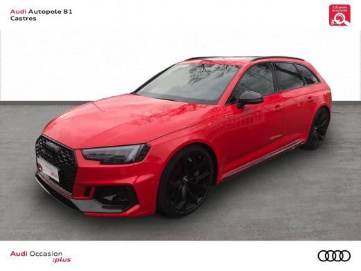 achat Audi A4 occasion à Castres