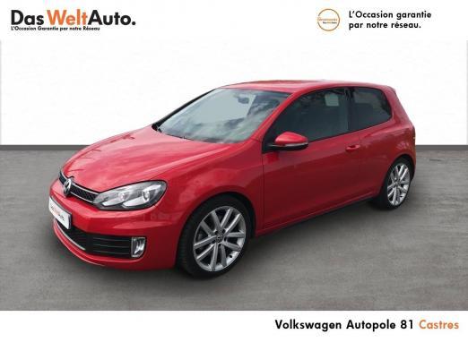 achat Volkswagen Golf occasion à Castres