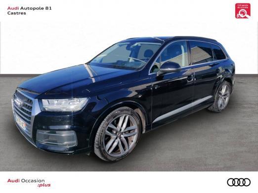 achat Audi Q7 occasion à Castres
