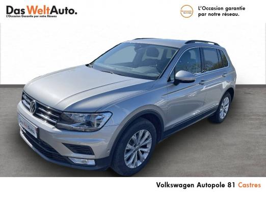 achat Volkswagen Tiguan occasion à Castres