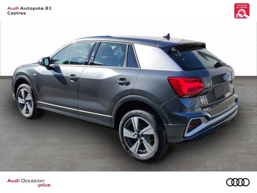 Photo voiture AUDI Q2 Q2 30 TFSI 110 BVM6 Advanced 5p     neuve en vente à Castres à 31 290 euros
