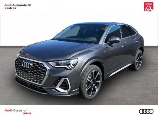 achat Audi Q3 neuve à Castres