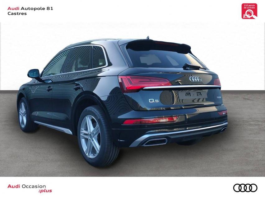 Photo voiture AUDI Q5 Q5 35 TDI 163 S tronic 7 S line 5p     neuve en vente à Castres à 50489 euros