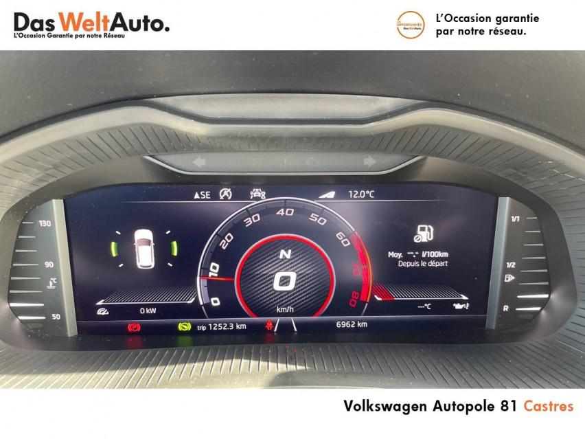 Photo voiture SKODA Kamiq Kamiq 1.5 TSI 150 ch DSG7 Monte-Carlo 5p     occasion en vente à Castres à 25990 euros