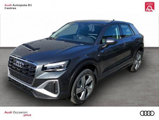 achat Audi Q2 neuve à Castres