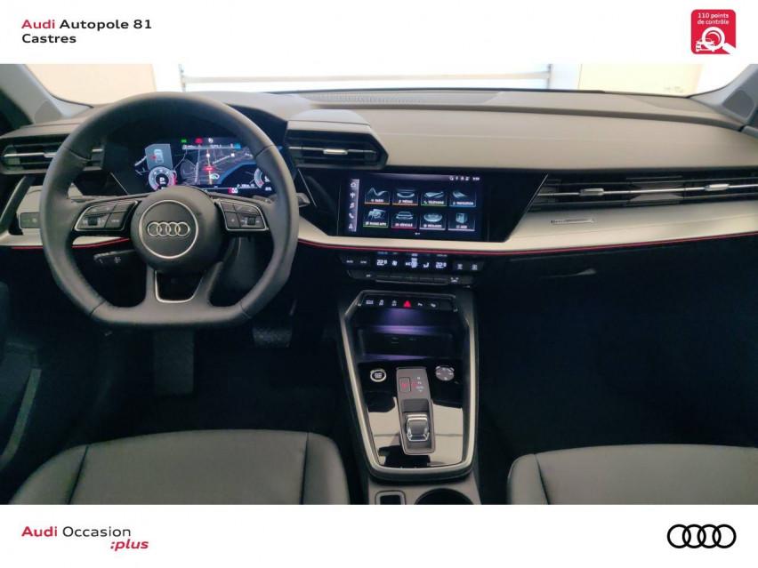 Photo voiture AUDI A3 A3 Sportback 35 TDI 150 S tronic 7 Design Luxe 5p     neuve en vente à Castres à 35900 euros