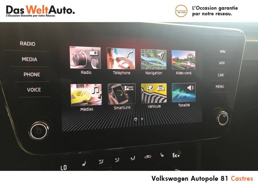 Photo voiture SKODA Superb Superb Combi 1.4 TSI PHEV 218 ch DSG6 Sportline 5p     neuve en vente à Castres à 47270 euros