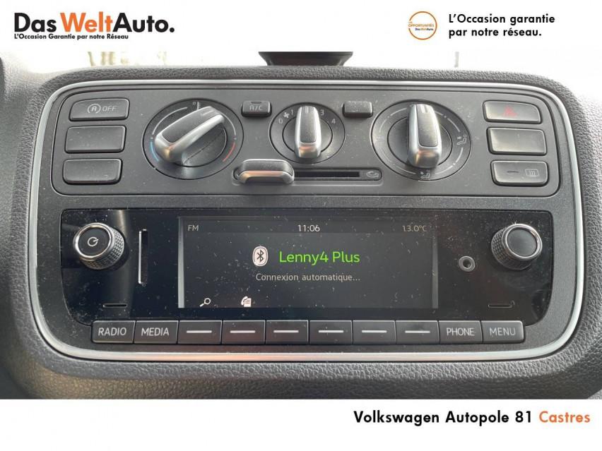 Photo voiture SKODA Citigo Citigo 1.0 MPI 60 ch Edition 5p     occasion en vente à Castres à 7789 euros