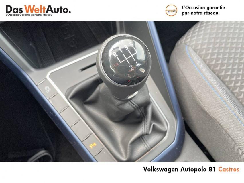 Photo voiture VOLKSWAGEN Polo Polo 1.0 TSI 95 S&S BVM5 United 5p     occasion en vente à Castres à 16190 euros