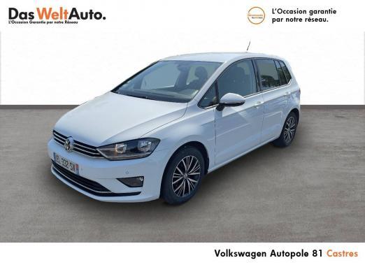 achat Volkswagen Golf Sportsvan occasion à Castres