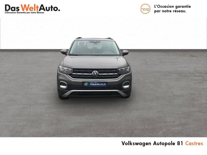 Photo voiture VOLKSWAGEN T-Cross T-Cross 1.0 TSI 110 Start/Stop DSG7 Lounge 5p     neuve en vente à Castres à 23500 euros