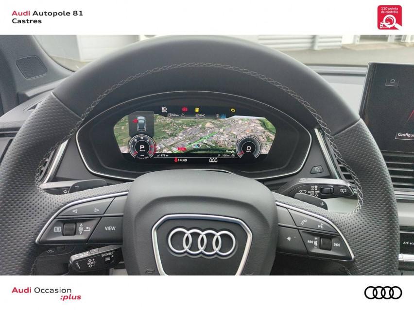 Photo voiture AUDI Q5 Q5 Sportback 40 TDI 204 S tronic 7 Quattro S line 5p     neuve en vente à Castres à 70810 euros