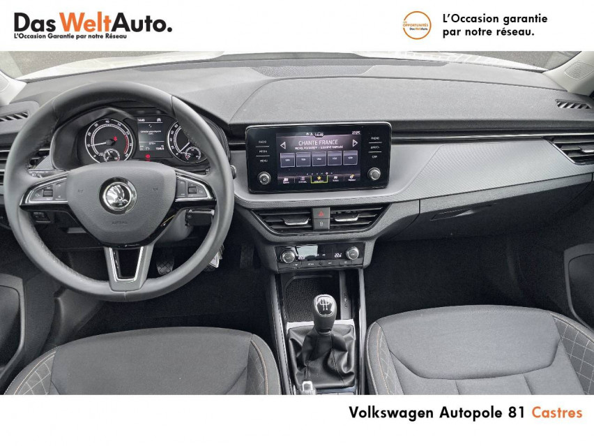 Photo voiture SKODA Kamiq Kamiq 1.0 TSI 95 ch BVM5 Ambition 5p     occasion en vente à Castres à 17890 euros