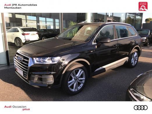 achat Audi Q7 occasion à Montauban