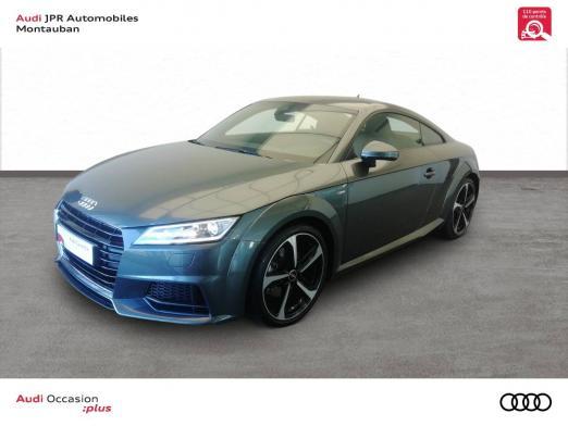 achat Audi TT occasion à Montauban