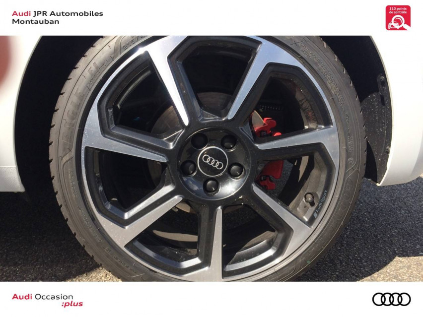 Photo voiture AUDI A1 A1 Sportback 35 TFSI 150 ch S tronic 7 Design Luxe 5p     neuve en vente à Montauban à 34916 euros