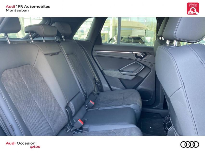 Photo voiture AUDI Q3 Q3 45 TFSIe  245 ch S tronic 6 S line 5p     neuve en vente à Montauban à 48978 euros