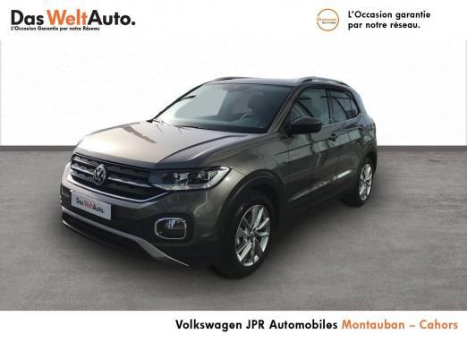 achat Volkswagen T-Cross occasion à Montauban
