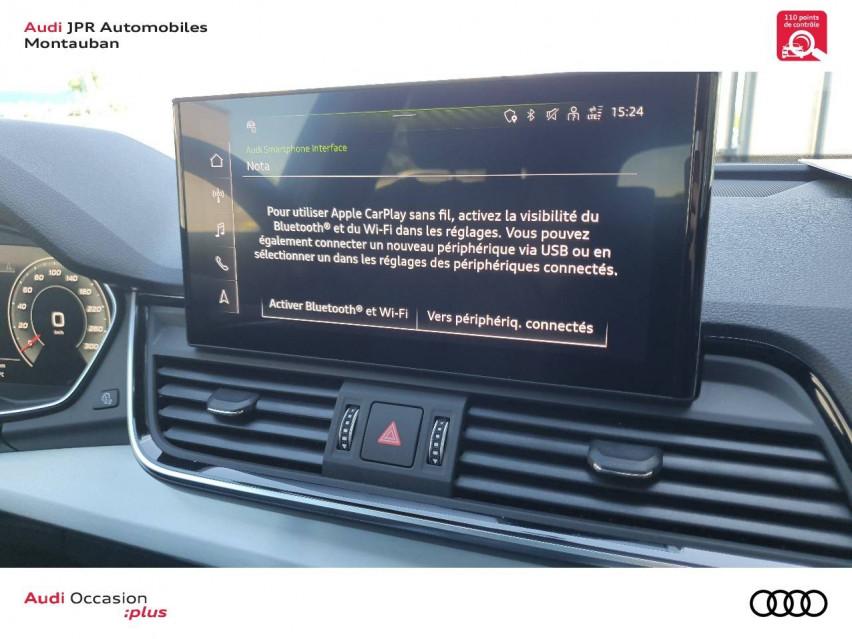 Photo voiture AUDI Q5 Q5 35 TDI 163 S tronic 7 S line 5p     neuve en vente à Montauban à 56992 euros