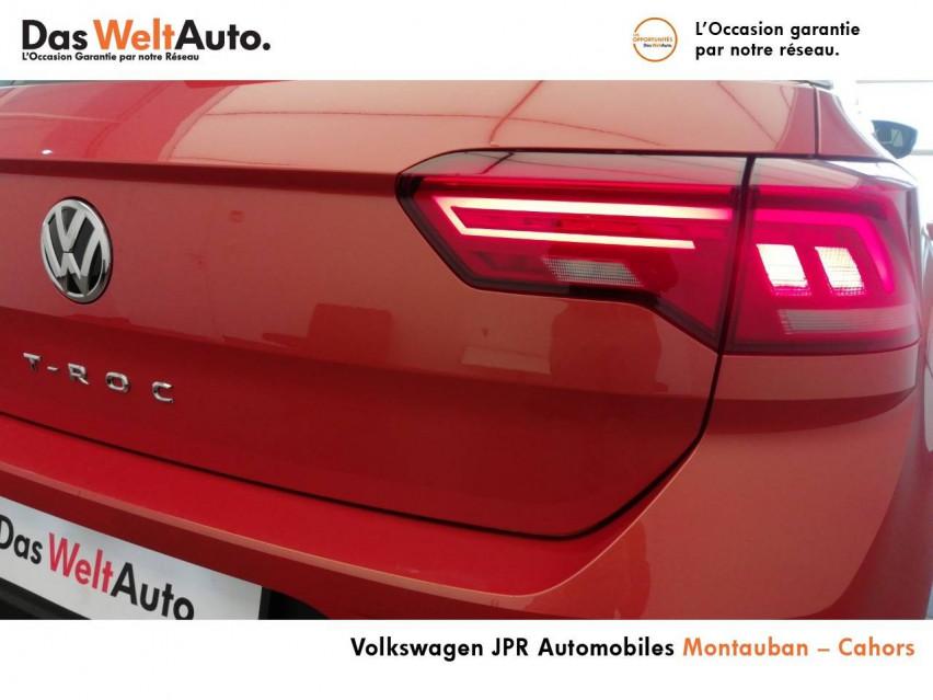 Photo voiture VOLKSWAGEN T-Roc T-Roc 1.0 TSI 115 Start/Stop BVM6 Lounge 5p     occasion en vente à Montauban à 20990 euros