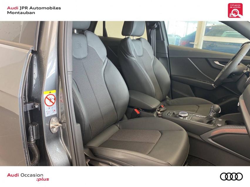 Photo voiture AUDI Q2 Q2 35 TDI 150 S tronic 7 S Line 5p     neuve en vente à Montauban à 34997 euros