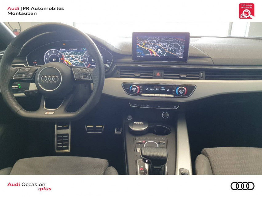 Photo voiture AUDI A5 A5 Sportback 2.0 TDI 190 S tronic 7 S Line 5p     occasion en vente à Montauban à 31990 euros