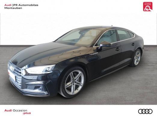 achat Audi A5 occasion à Montauban