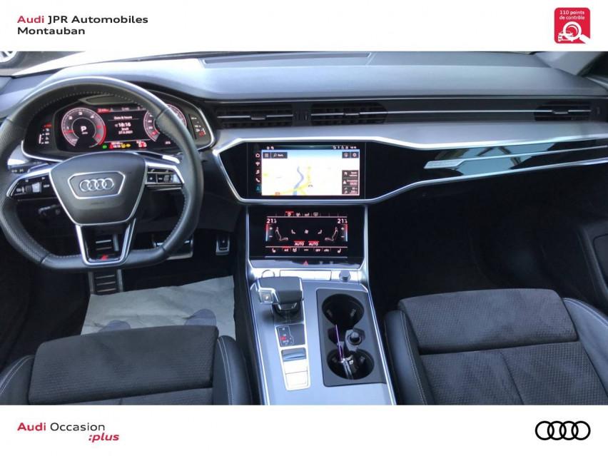 Photo voiture AUDI A6 A6 45 TDI 231 ch Tiptronic 8 Quattro S line 4p     occasion en vente à Montauban à 45990 euros