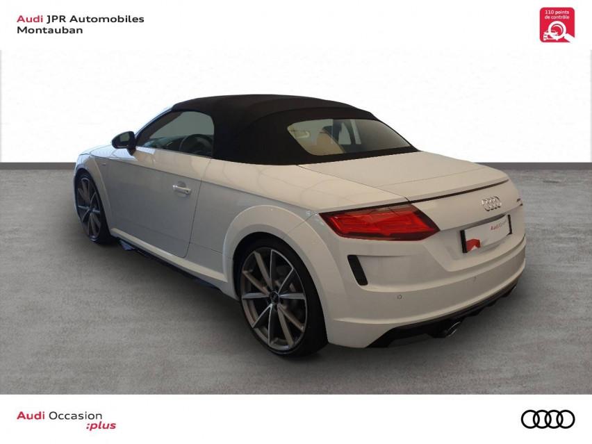 Photo voiture AUDI TT TT Roadster 45 TFSI 245 S tronic 7 Quattro S line 2p     neuve en vente à Montauban à 62906 euros