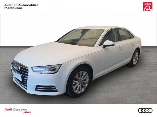 achat Audi A4 occasion à Montauban