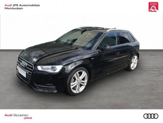 achat Audi A3 occasion à Montauban