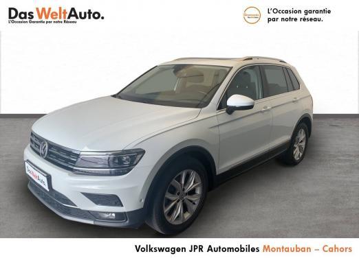 achat Volkswagen Tiguan occasion à Montauban