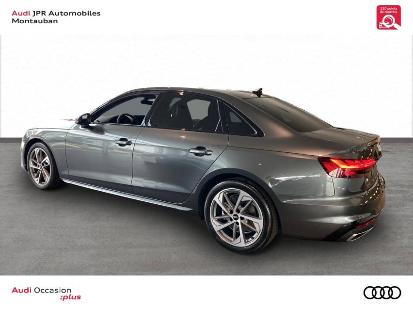 Photo voiture AUDI A4 A4 35 TDI 163 S tronic 7 S Edition 4p     neuve en vente à Montauban à 49768 euros