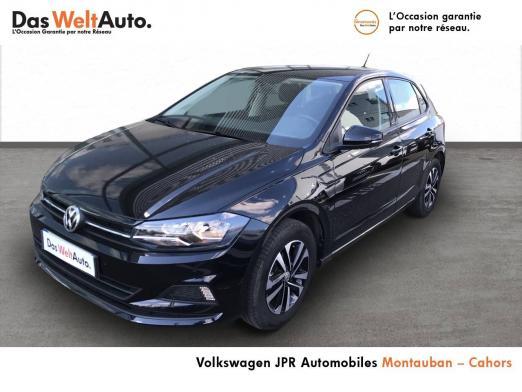 achat Volkswagen Polo occasion à Montauban