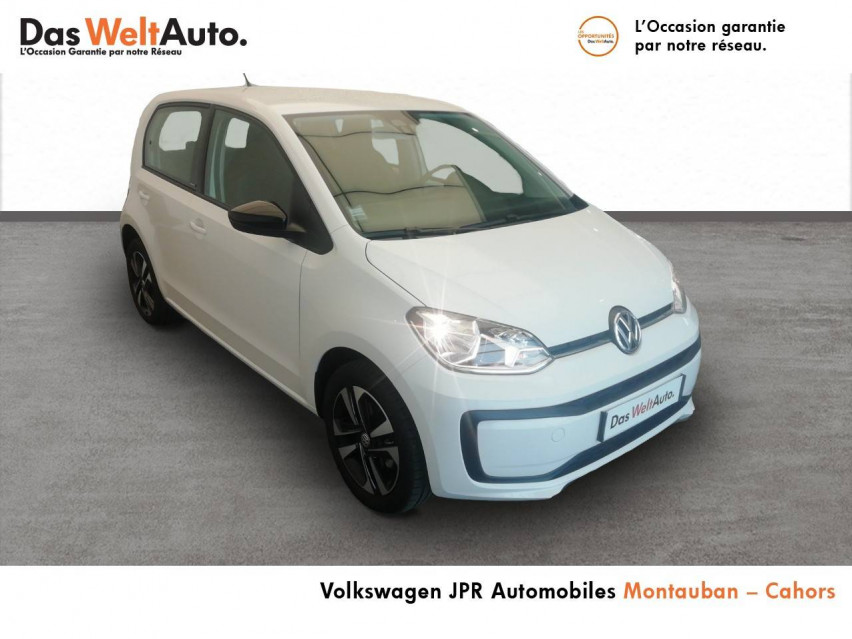 Photo voiture VOLKSWAGEN up! Up 1.0 60 BlueMotion Technology BVM5 Up! IQ.Drive 5p     occasion en vente à Montauban à 9990 euros