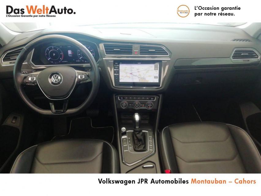 Photo voiture VOLKSWAGEN Tiguan Tiguan 2.0 TDI 150 DSG7 Carat Exclusive 5p     occasion en vente à Montauban à 26990 euros