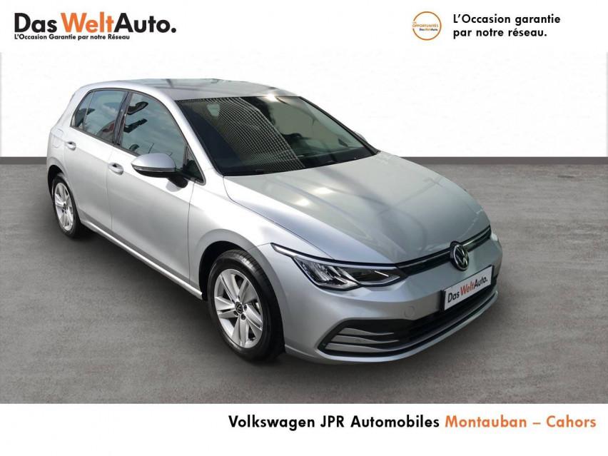 Photo voiture VOLKSWAGEN Golf Golf 1.5 eTSI OPF 150 DSG7 Life 1st 5p     occasion en vente à Montauban à 26490 euros