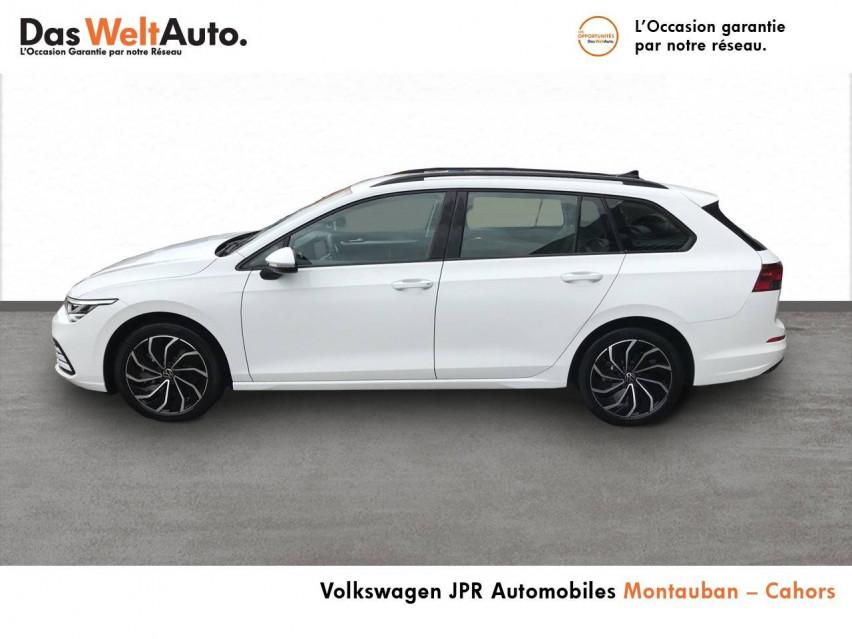 Photo voiture VOLKSWAGEN Golf Golf 2.0 TDI SCR 150 DSG7 Life 5p     neuve en vente à Montauban à 31900 euros