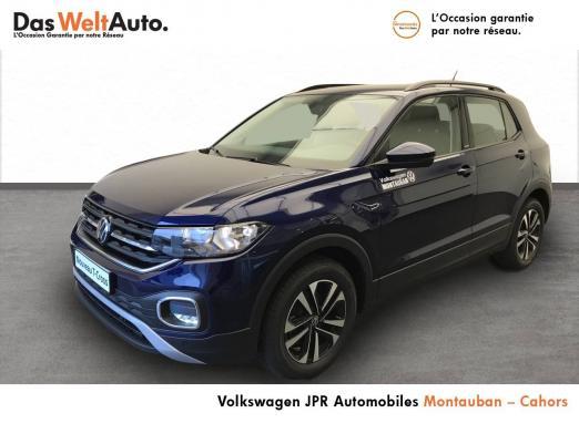 achat Volkswagen T-Cross neuve à Montauban