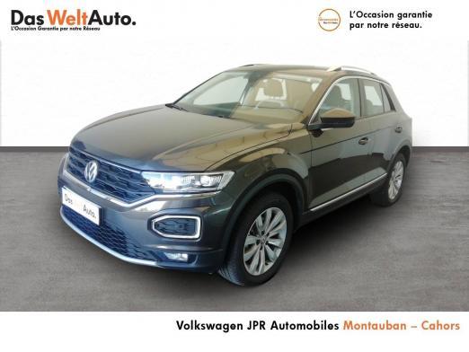 achat Volkswagen T-Roc occasion à Montauban
