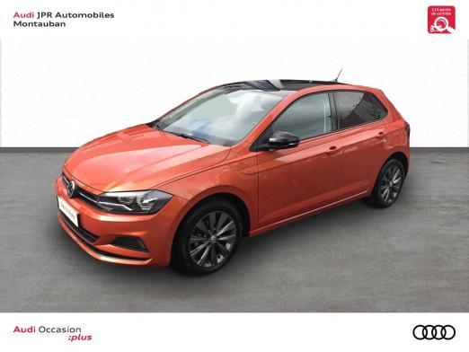 achat Volkswagen Polo occasion à Cahors