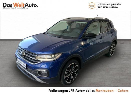 achat Volkswagen T-Cross neuve à Cahors